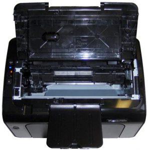 پرینتر لیزری اچ پی P1102W