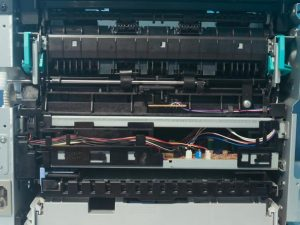 آموزش تعویض کاغذکش پرینتر hp 1320 و hp 1160