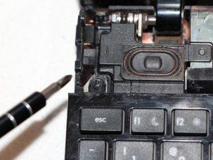 نحوه تعویض کیبورد لپ تاپ HP ProBook 4520s