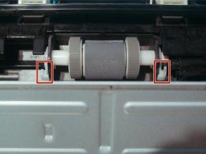 راهنمای تعویض کاغذکش پرینتر hp 1320 و hp 1160