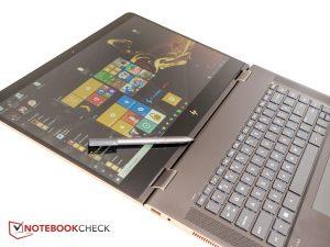 لپ تاپ ۱۵ اینچی اچ پی مدل Spectre X360 15T BL100 - A