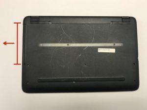 نمایندگی تعویض صفحه کلید HP 15-ac121dx