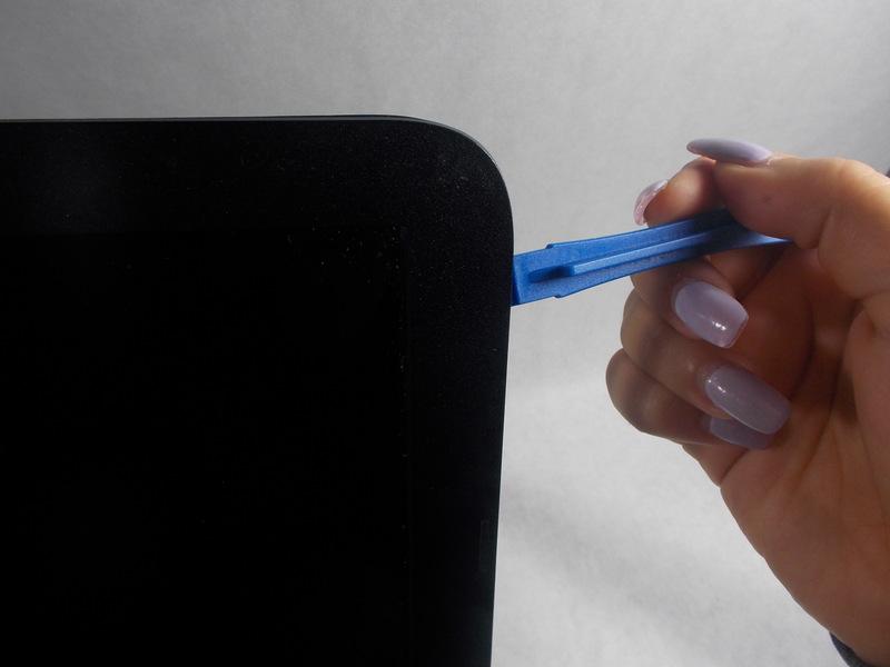 آموزش تعویض صفحه نمایش HP 15-ac142dx