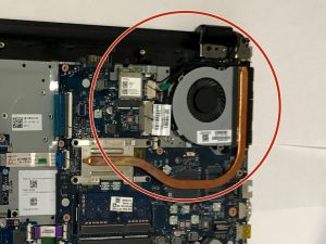 راهنمای تعویض صفحه کلید HP 15-ac121dx