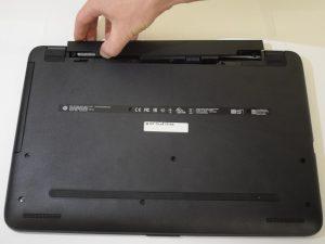 راهنمای تعویض باتری HP 15-AF131DX