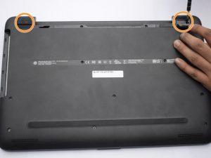 آموزش تعویض فن HP 15-AF131DX