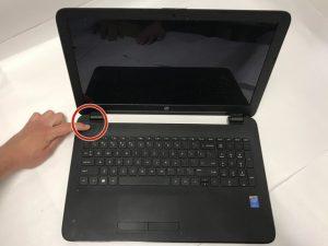 آموزش تعویض صفحه کلید HP 15-ac121dx