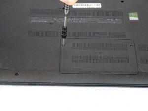 راهنمای تعویض رم HP 15-f009wm