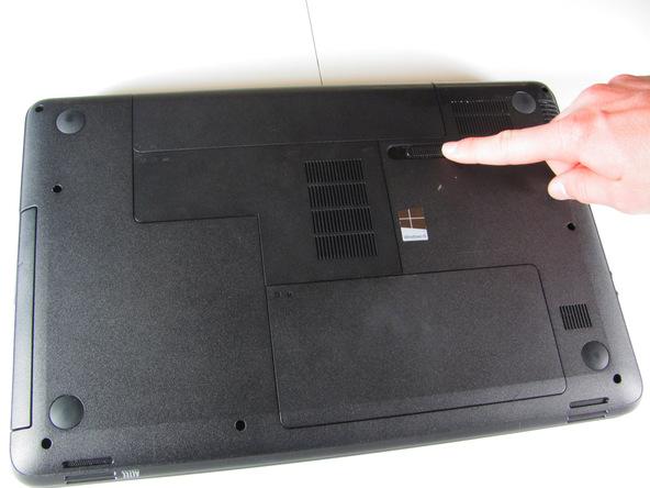 آموزش تعویض باتری HP 2000 - 2D22DX