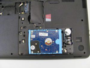 آموزش تعویض هارد دیسک HP 2000 - 2D22DX