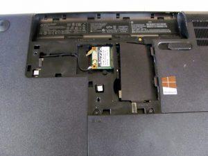 راهنمای تعویض هارد دیسک HP 2000 - 2D22DX