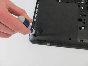 راهنمای مرحله به مرحله تعویض صفحه کلید HP 2000 - 2D22DX