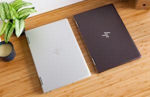 لپ تاپ 15 اینچی اچ پی مدل Envy X360 15T BP100 - B
