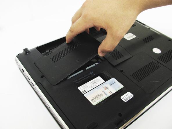 آموزش تعویض هارد دیسک HP dv5-1125nr