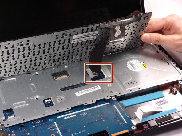 آموزش تعویض کیبورد HP 15-r137wm TouchSmart