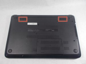 آموزش تعویض هارد دیسک HP 15-f033wm