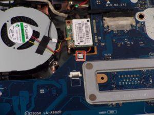 آموزش تعویض فن خنک کننده HP 15-r137wm TouchSmart