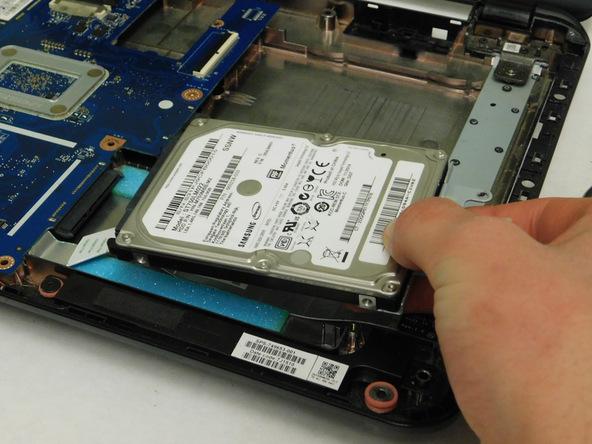 آموزش تعویض هارد دیسک HP 15-R263DX
