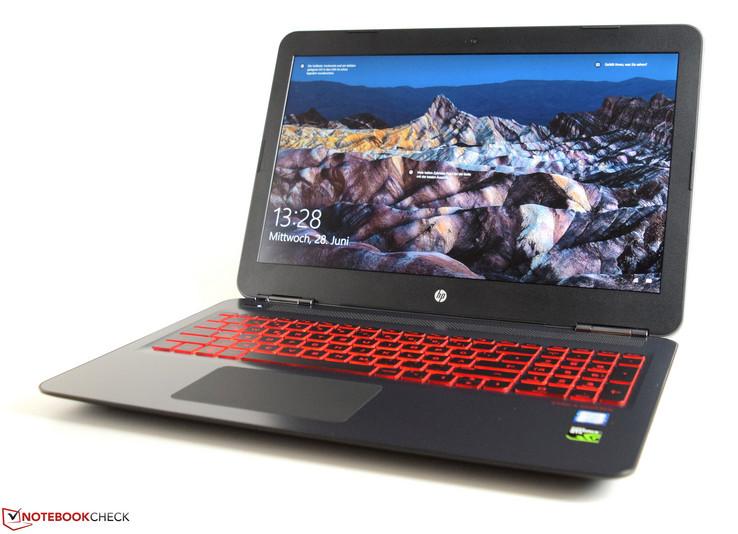 لپ تاپ ۱۵ اینچی اچ پی مدل Omen 15t-ax000 - D Gaming