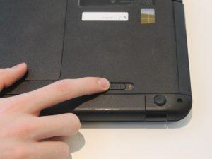 آموزش تعویض باتری HP 15-d076nr