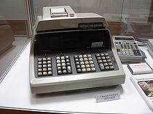 کامپیوتر شخصی Hewlett-Packard 9100A که در سال ۱۹۶۸ معرفی شد، نیاز شما را نسبت به کامپیوترهای بزرگ رفع میکرد.