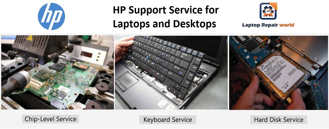 آموزش تعمیر لپ تاپ اچ پی